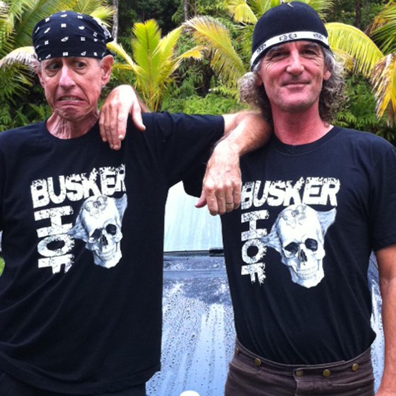 Robert Nelson and Martin Ewen, July 6, 2012