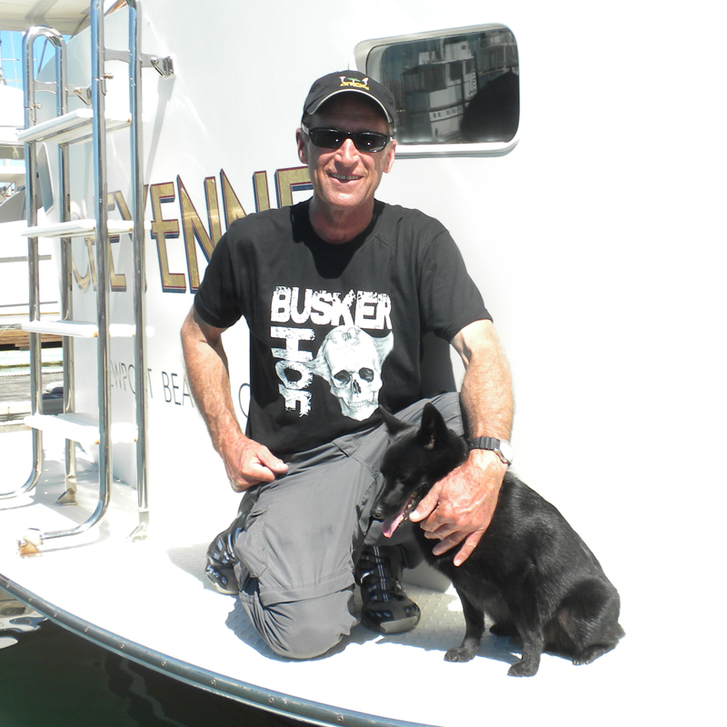 Captain Paul Adams, August 28, 2012