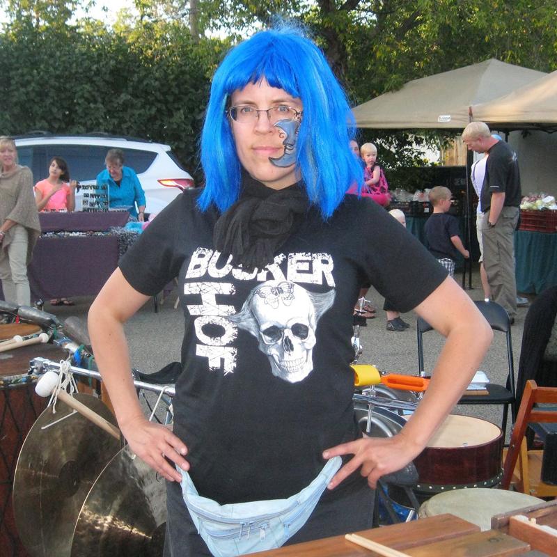 Heather Workman, August 30, 2012