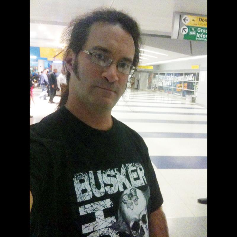 Paul Gordon, September 19, 2012