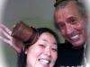 Kumi and Robert Nelson - July 24, 2012