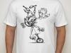 BUSKER HOF T-Shirt #2 Front