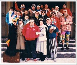 1989 Calgary Winterfestival Cast