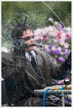 John Ullyatt as Johnny Rains