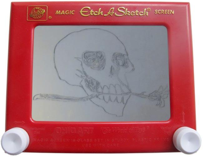 10-Skull